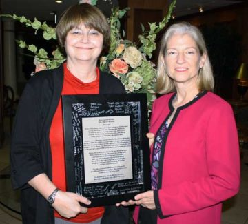 Tech Matters recieves MCAA Community Award 2012